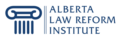 Alberta Law Reform Institute Logo
