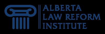 Alberta Law Reform Institute Logo